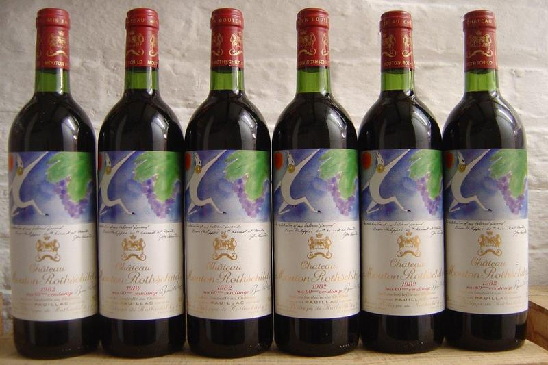 Ancient And Modern Wines Red White Bordeaux List